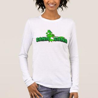 Sana Sana Colita de Rana T-shirt À Manches Longues