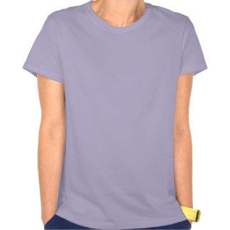 sanalejo violeta supérieur t-shirt