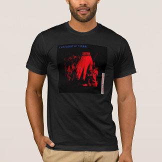 Sanctifié et creux t-shirt