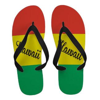 Sandales de reggae d Hawaï