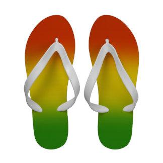 Sandales du reggae des femmes