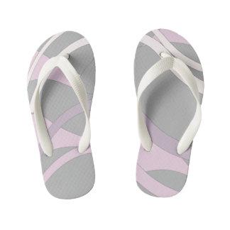 Sandales élégantes d'enfants tongs enfants