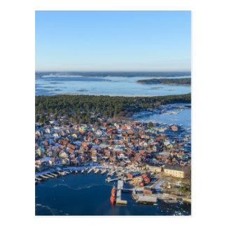 Sandhamn, archipel de Stockholm, Suède Carte Postale