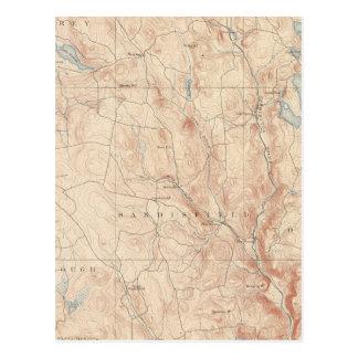 Sandisfield, le Massachusetts Cartes Postales