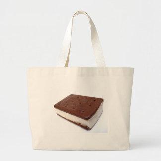 Sandwich à crème glacée grand sac