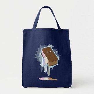 Sandwich à crème glacée sac fourre-tout