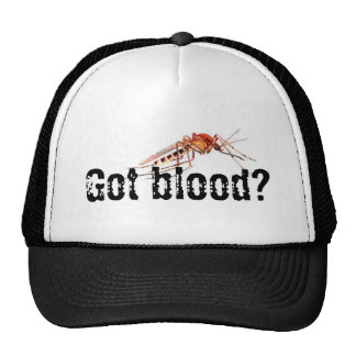 Sang obtenu ? casquettes