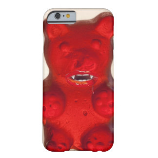 Sang suçant l'ours de sucrerie coque barely there iPhone 6
