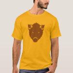 sanglier sauvage t-shirt