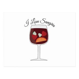 Cartes postales sangria personnalis es for Jardin d amour wine
