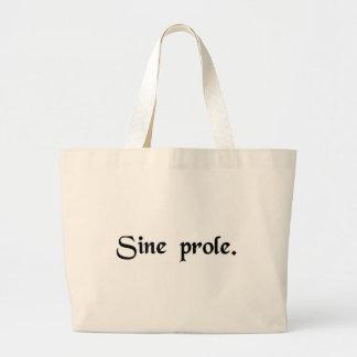 Sans progéniture grand sac