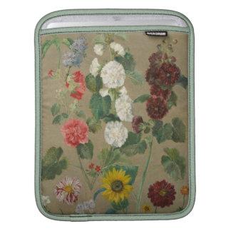 Sans titre (fleurs) (huile à bord) housses iPad