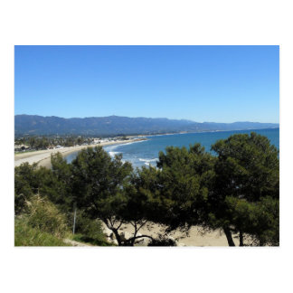Santa Barbara prennent un souffle Carte Postale