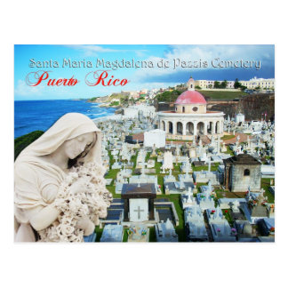 Santa Maria Magdalena de Pazzis Cemetery Carte Postale