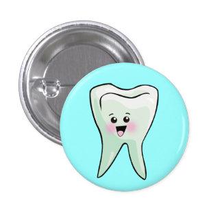 Santé dentaire de dentiste drôle badges