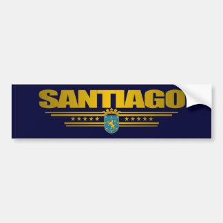 Santiago Autocollant Pour Voiture