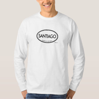 Santiago, République Dominicaine T-shirt