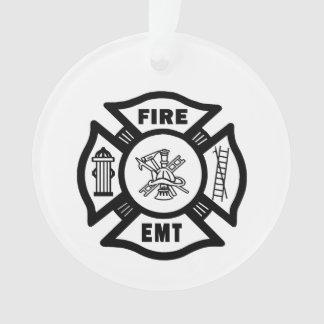 Sapeur-pompier EMT