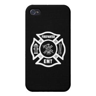 Sapeur-pompier EMT Coque iPhone 4
