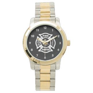 Sapeur-pompier maltais montres bracelet