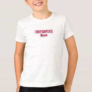 Sapeur-pompier, T-shirt de fils