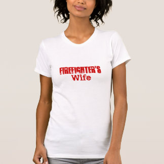 Sapeur-pompier, T-shirt d'épouse