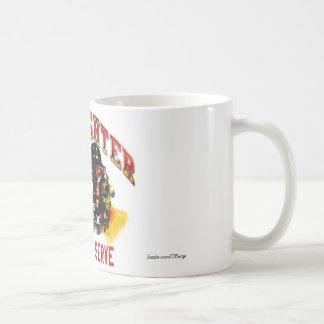 Sapeur-pompier Tasse À Café