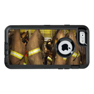Sapeur-pompier - vitesse de soute coque OtterBox iPhone 6/6s