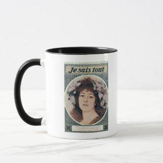 Sarah Bernhardt dans Gismonda Mug