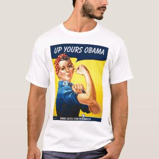 Sarah le rivoir, vers le haut du vôtre Obama,