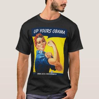 Sarah le rivoir, vers le haut du vôtre Obama, -