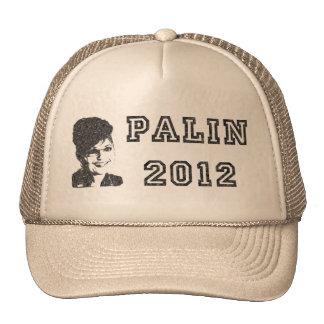 Sarah Palin 2012 rétros casquettes de camionneur