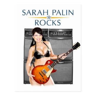 Sarah Palin bascule la carte postale