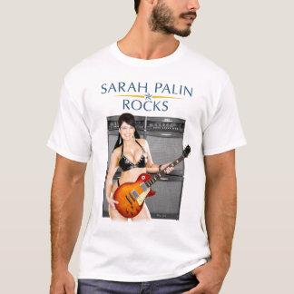Sarah Palin bascule le T-shirt