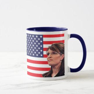 Sarah Palin - tasses de thé