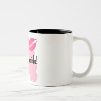 Saranghamnida - Coréen je t'aime Tasse À Café