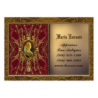 Sarashire personnalisable carte de visite grand format