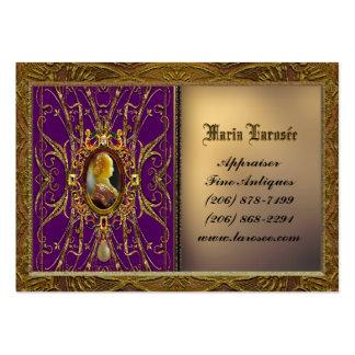 Sarashire Royale personnalisable Carte De Visite Grand Format
