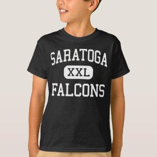 Saratoga - Falcons - haut - Saratoga la Californie