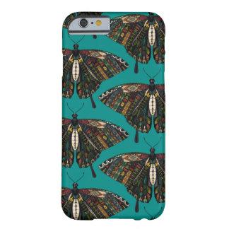 sarcelle d'hiver de papillon de machaon coque iPhone 6 barely there