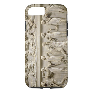 Sarcophage des Muses, romain (marbre) Coque iPhone 7