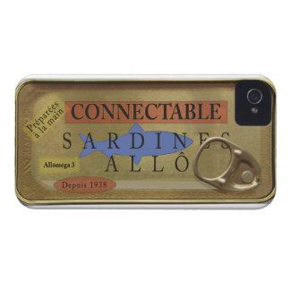 Sardines Allô Coque iPhone 4