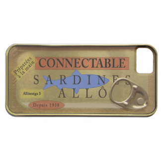 Sardines Allô Étuis iPhone 5