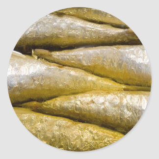 Sardines en boîte