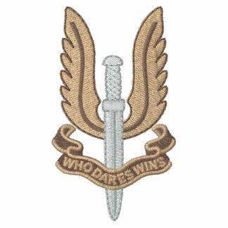 SAS britannique Polo Brodé