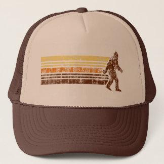 Sasquatch a affligé le rétro casquette vintage de