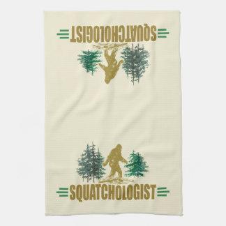 Sasquatch drôle, Bigfoot Linge De Cuisine