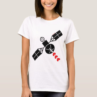 Satellite d'amour t-shirt
