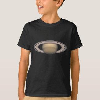 Saturn badine le cadeau de T-shirt de l'espace