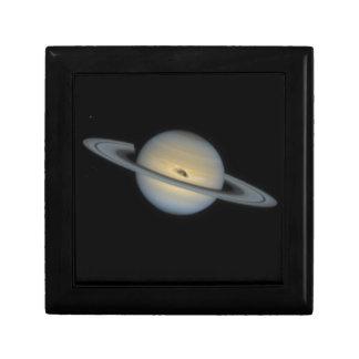 Saturn Petite Boîte À Bijoux Carrée